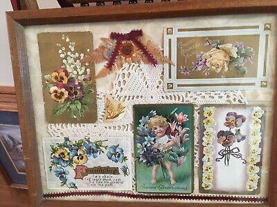 Victorian Postcard Collage