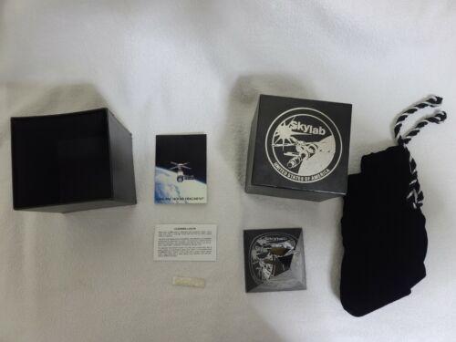 Skylab O2 Tank Fragment | Genuine Skylab Fragment | Lucite