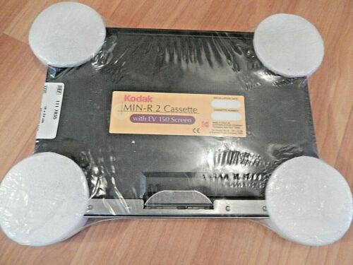 Kodak MIN-R  2 Mammography cassette w/ EV 150 Screen 18x24 cm, X-Ray,NEW, sealed