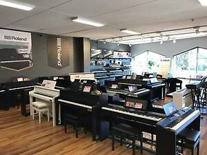 Yamaha Digital Pianos from $549 - Roland digital pianos from $927 North Perth Vincent Area Preview