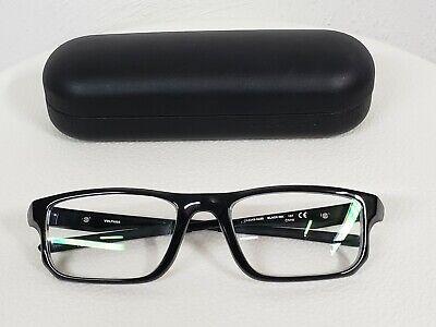 Oakley VOLTAGE OX8049-0255 Men's RX Eyeglass Frames & Case, Black Ink 55-19-137