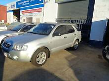 2004 Ford Territory Wagon Clontarf Redcliffe Area Preview