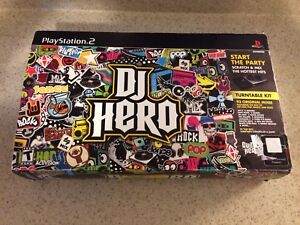 DJ Hero for PS2