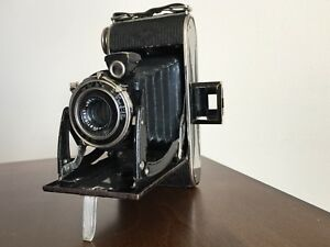 Agfa Billy record 7.7 Art Deco design