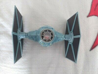 STAR WARS POTF 2 TIE FIGHTER KENNER HASBRO LOOSE VINTAGE 1995