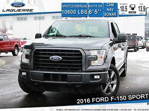 2016 Ford F-150 XLT SPORT **NAV*CAM*SONAR**