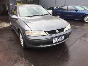 2001 Holden Vectra Sedan Oakleigh Monash Area Preview