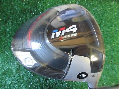 NEW TAYLORMADE GOLF M4 D-TYPE 9.5° DRIVER ATMOS GRAPHITE STIFF FLEX MEN'S, used for sale  Torrance