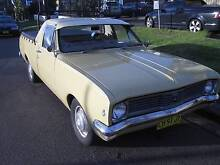 1970 Holden Belmont Ute Cronulla Sutherland Area Preview