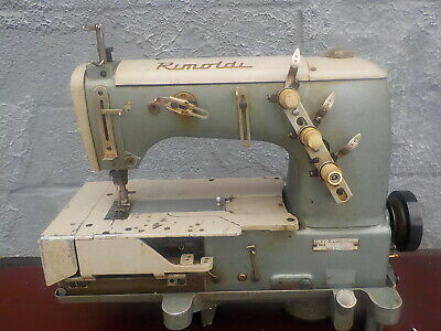 Industrial Sewing Machine Rimoldi 163 Cover Stitch-two Needle Cover