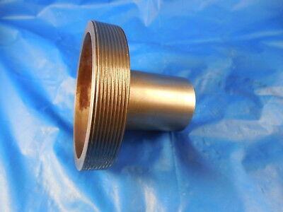 Shop Made 3 516 16 Thread Plug Gage 3.3125 Machine Shop Tool Inspection Tooling