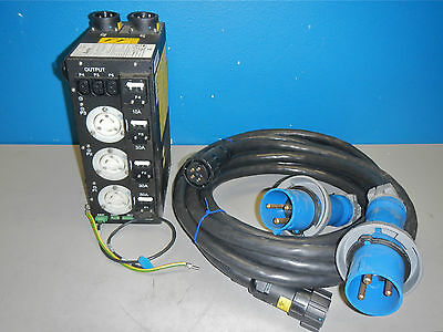 Ibm Delta 60 Amp Electronic Transfer Switch Single Phase 200-240 Volts 90990030