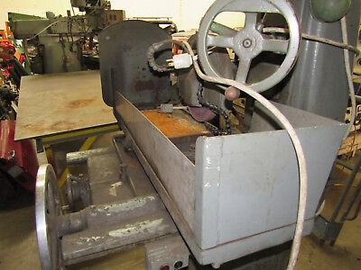 Abrasive No. 1 12 Surface Grinder
