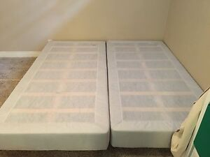 IKEA Aram bed foundations (2 for $50)