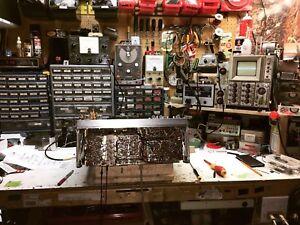 Analog Audio Repair