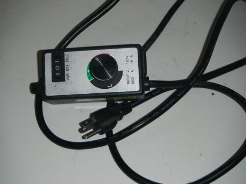 Motor Speed Control (2873)