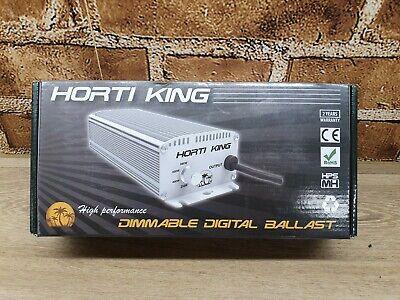 Horti King 660w 400w 250w Dimmable Digital Ballast Grow Growing FREE P&P