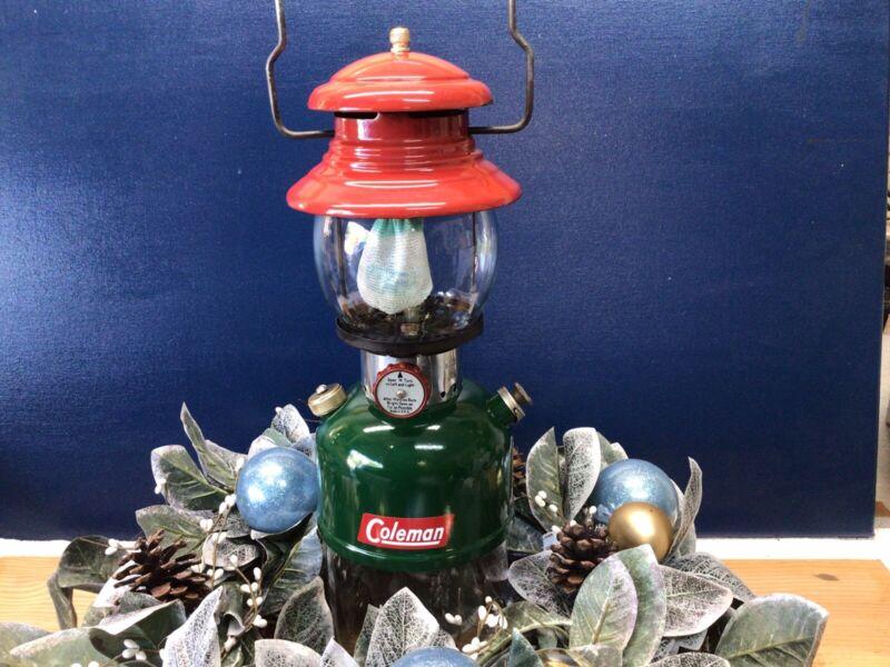 Vintage Coleman 200A Christmas Tree 12/51