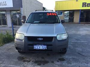 2005 Ford Escape 4*4 Immaculate  Economical Family Vehicle Maddington Gosnells Area Preview