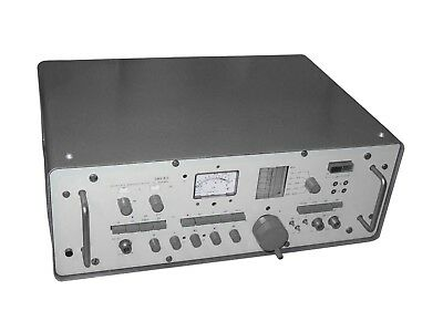Smv-85 26mhz-1000mhz0-125db Selective Level Meter Micro Voltmeter An-g Grhp