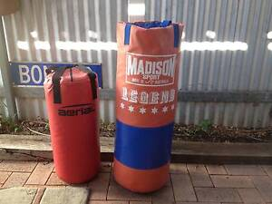 2x boxing bags Mitchell Park Marion Area Preview
