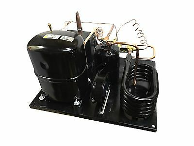 Water-cooled Condensing Unit 3 Hp Low Temp R404a 220v3ph Ld Ava2512zxt