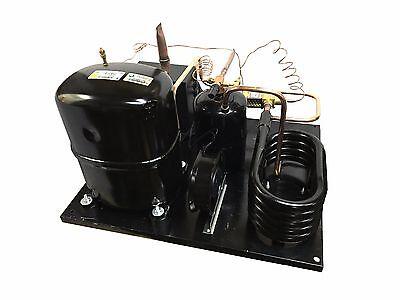 Water-Cooled Condensing Unit 5 HP, Medium Temp, R22, 220V/3PH (LD AGA5561EXT)