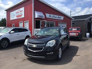 2010 Chevrolet Equinox 2LT,Leather,Heated seat,Back up camera,Lo