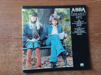1977 MINT-EXC ABBA  – Greatest Hits SD 18189 LP33