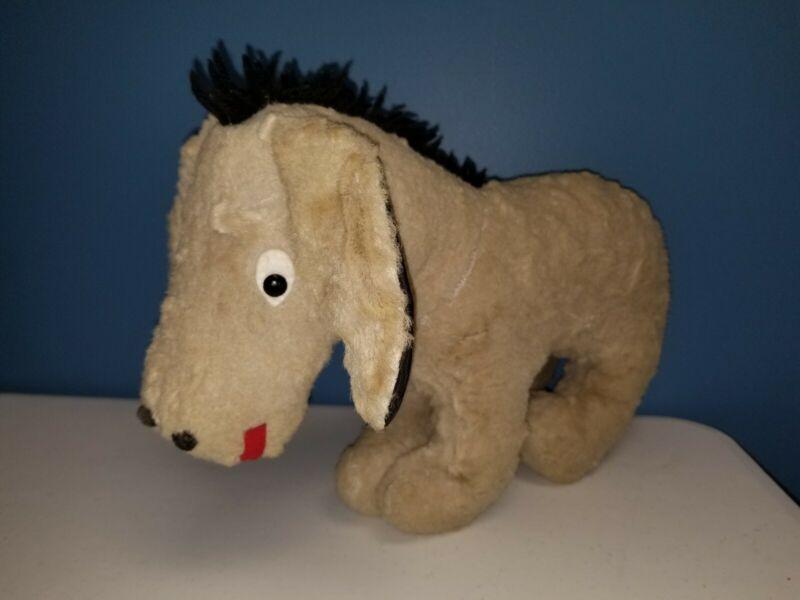 Antique Eeyore Plush Disney Gund Swedlin Stuffed Animal Winnie Pooh Donkey
