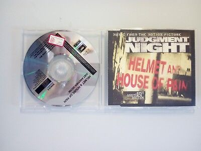 HELMET AND HOUSE OF PAIN - JUST ANOTHER VICTIM - CD SINGLE 5 TRACKS (Just Another Victim Helmet And House Of Pain)