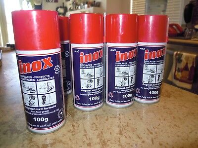 INOX MX3 - 100  AERSOL  CANS  CASE OF 12