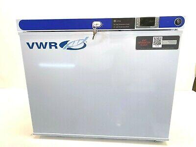 Avantor Vwr Undercounter Freezer Refrigerator Hcucfs0120 W Warranty