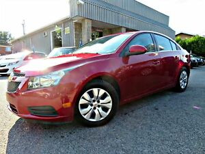 Chevrolet Cruze 2013 LT TURBO -- CRUISE - BLUETOOTH - A/C --