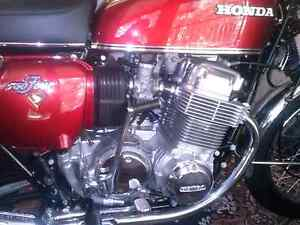 HONDA CB750 K0 - F2 SOHC ENGINES Cooroy Noosa Area Preview