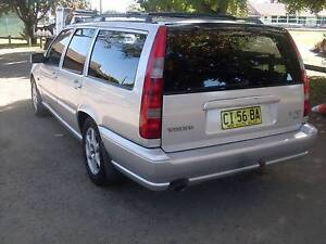 1997 Volvo V70 Wagon -SAFE LUXURY CAR WITH 7 SEATS!!!! East Maitland Maitland Area Preview