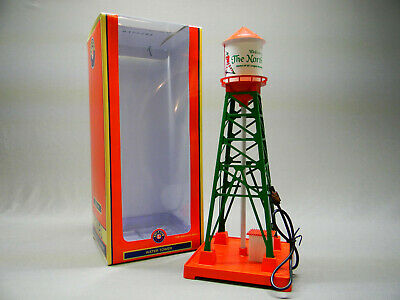 LIONEL CHRISTMAS INDUSTRIAL TOWER O GAUGE PLUG N PLAY north pole pnp 6-84797 NEW