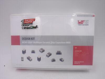 Wcap-csgp Aluminum Electrolytic Capacitors Design Kit Assortment