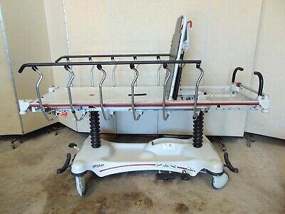 Stryker Renaissance 1231 Medical Stretcher Gurney Sr785