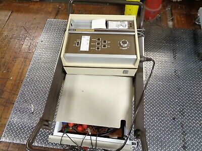 Burdick Ek-8 Electrocardiograph Ecg Machine