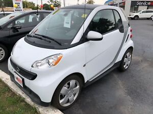 2015 smart fortwo Passion- KEYLESS IGNITION, HEATED FRONT SEATS