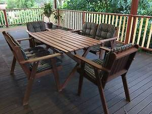 Jarrah Outdoor Setting In Perth Region WA Gumtree Australia Free Local Cla