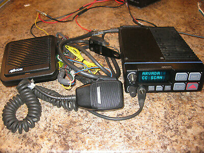 Harris Ma Com M7100 Ip 800mhz Edacs Scan Model Mobile Mahg-s8mxx Lotap270