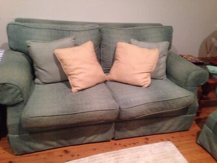 2 x Two seated couches ($200 each)