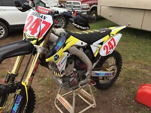 2013 RMZ250 4700$ IF SOLD BY THE WEEKENED