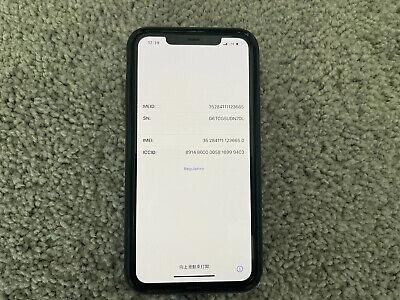 Apple iPhone 11 Pro Max - 256GB - Space Gray (Verizon) A2161 (CDMA + GSM) -