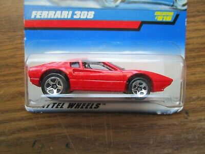 1997 HOT WHEELS   FERRARI  308