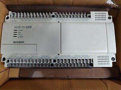 Mitsubishi Fx-64mr-esul Fx64mresul Plc - New