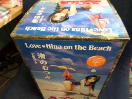 LOVE HINA ON THE BEACH 1/8 SEXY SWIMSUIT STATUE! OTOHIME MITSUMI IN SWIMSUIT