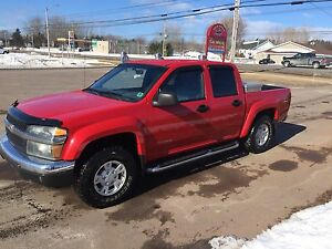 2004 Chevrolet Colorado 4dr 4x4